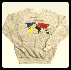1984 VINTAGE Los Angeles Sweatshirt
